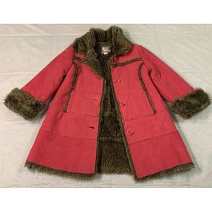 CHILDRENS PLACE PREMIUM AUTHENTIC T3 FAUX FUR A17